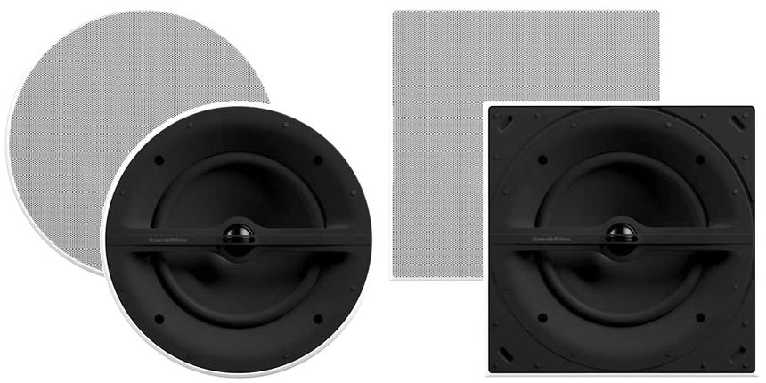 Audio Solutions Bowers And Wilkins Ccm 382 In Ceiling