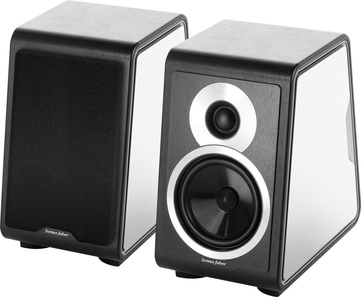 audio solutions sonus faber chameleon b bookshelf speakers. Black Bedroom Furniture Sets. Home Design Ideas
