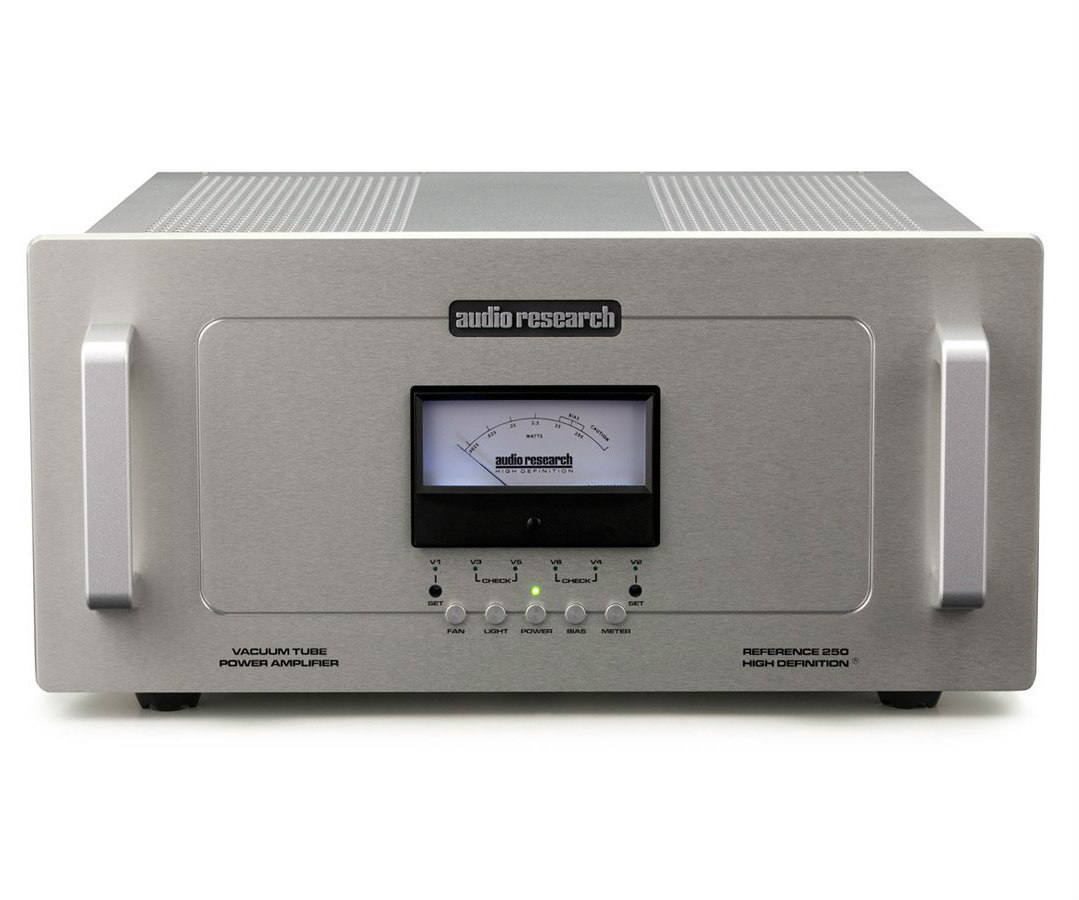 Audio Solutions Research Ref 250 Se Vacuum Tube Mono Power High Quality Monoblock Amplifier
