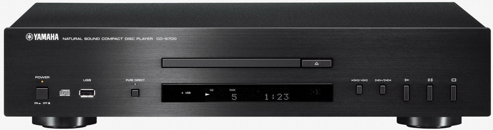 audio solutions yamaha cd s700 cd player. Black Bedroom Furniture Sets. Home Design Ideas