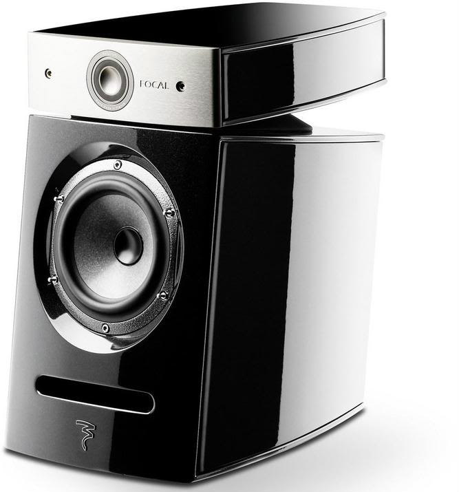 Audio Solutions Focal Diablo Utopia Bookshelf Speakers