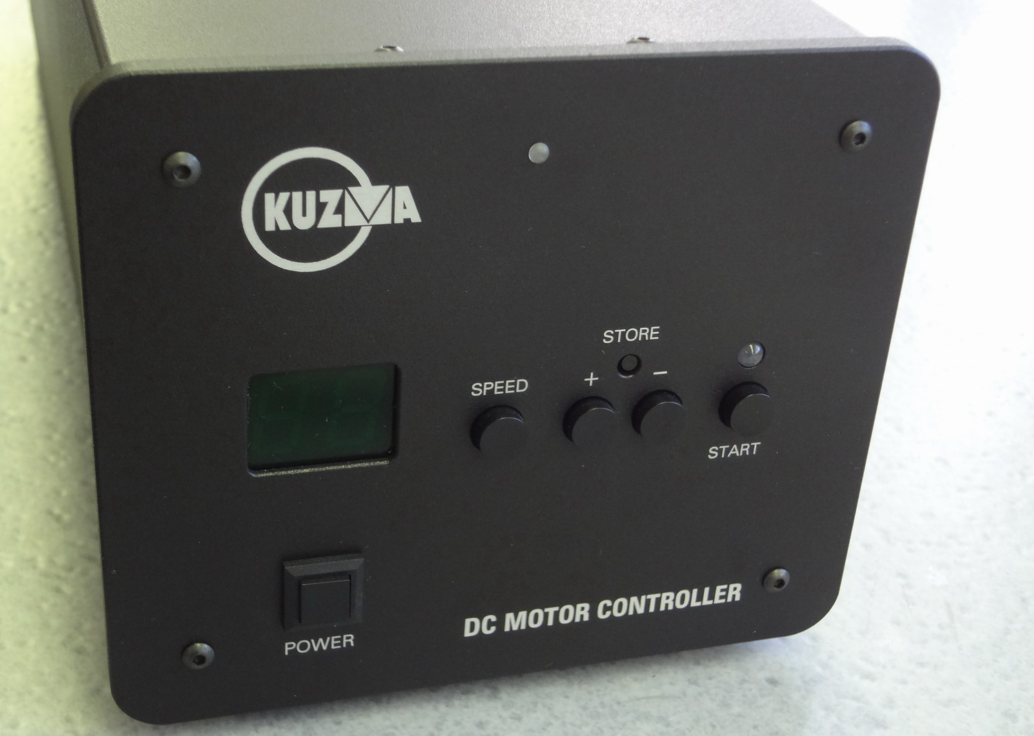 Audio Solutions Kuzma Stabi M Turntable With 4 Point Single Wire Phono Cartridge Wiring
