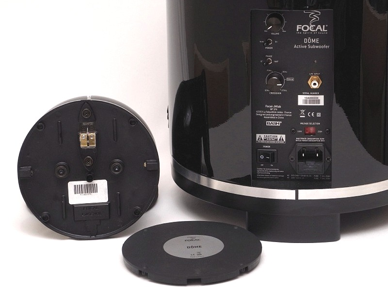 Audio Solutions Focal Dome Pack 5 1 Speaker System
