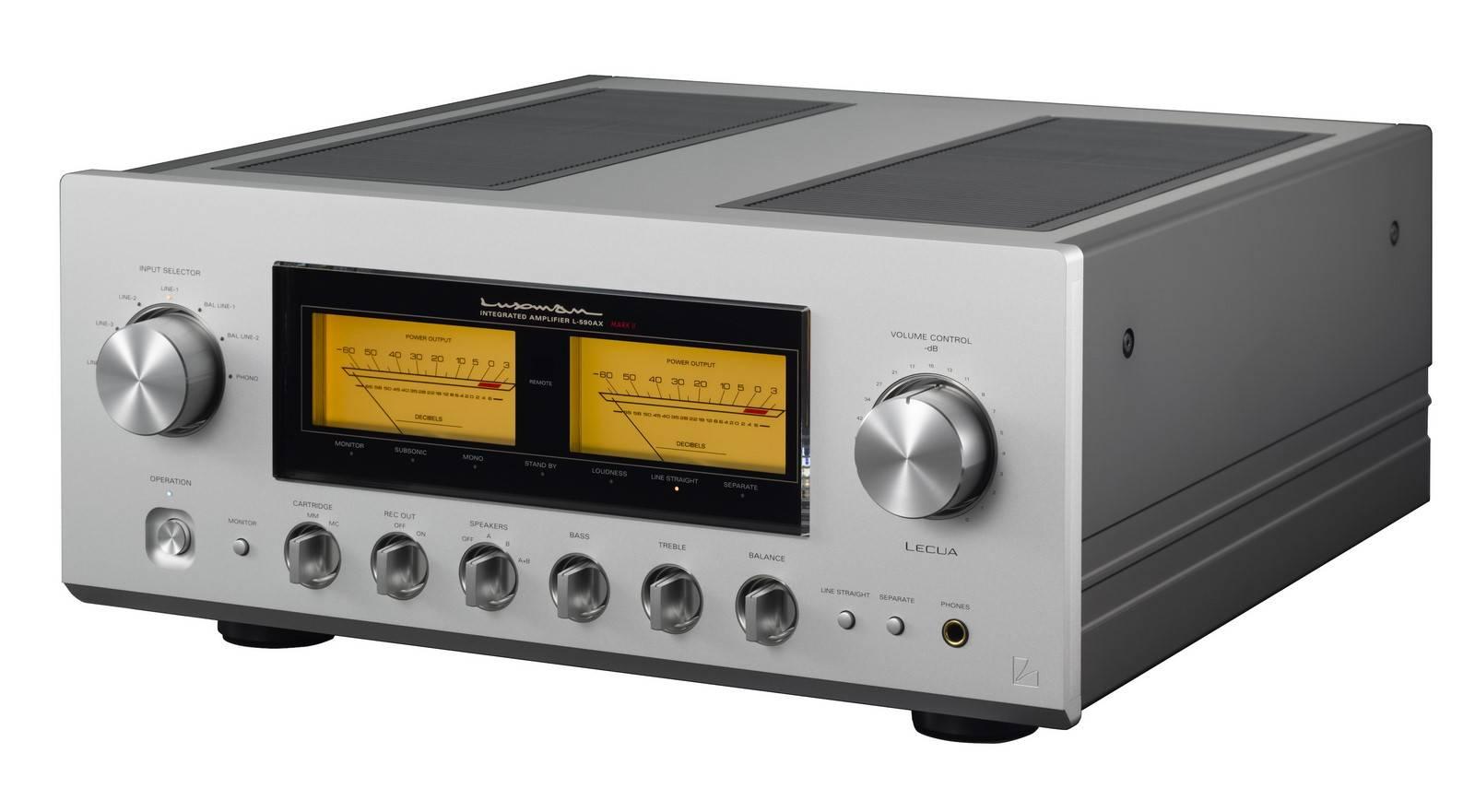 Audio Solutions Luxman L590AX ii Integrated Amplifier