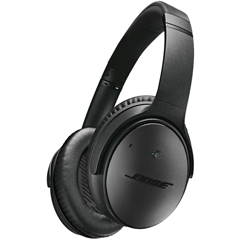 Audio Solutions Bose Quiet Comfort 35 Noise Cancelling Bluetooth ...