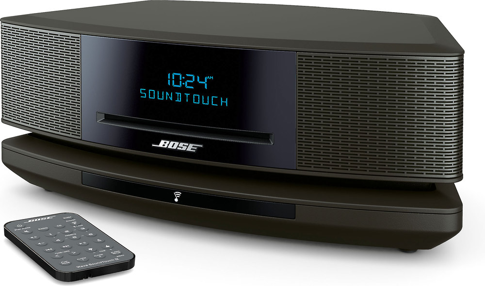 audio solutions bose wave soundtouch music system iv. Black Bedroom Furniture Sets. Home Design Ideas