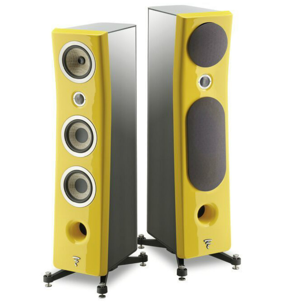 Audio Solutions Focal Kanta No 2 Floorstanding Loudspeaker