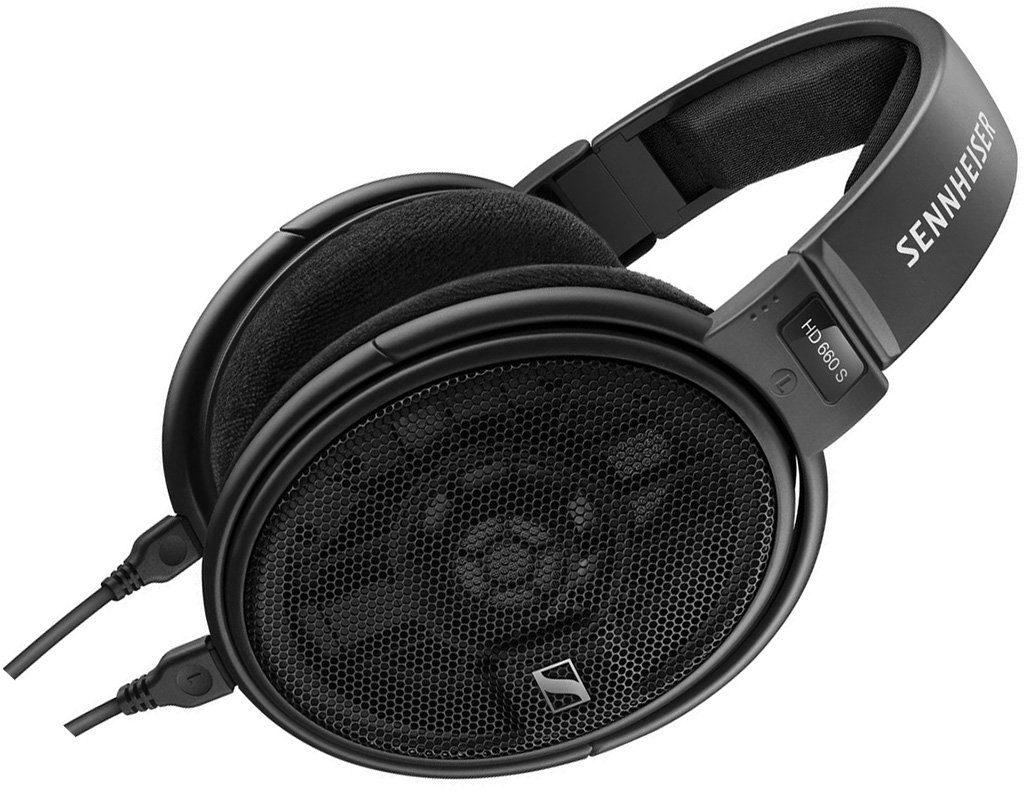 High End Headphones >> Sennheiser Hd660 S High End Open Back Headphones