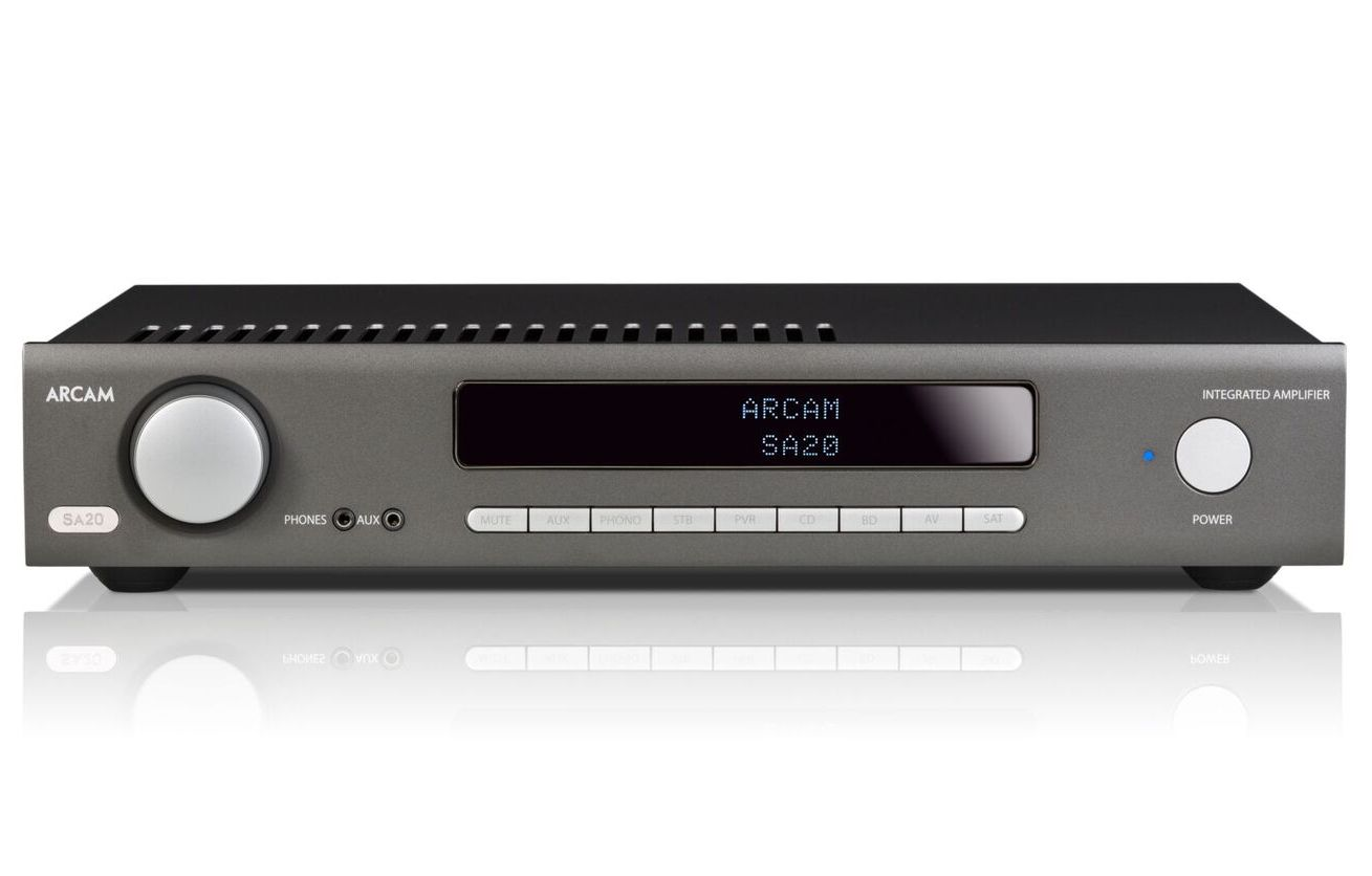 Arcam SA20 Stereo Integrated Amplifier