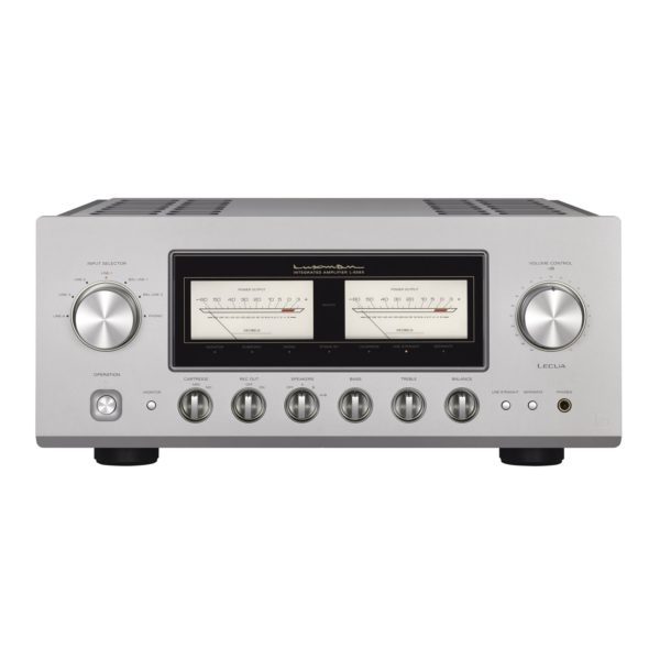Luxman L-509X Stereo Integrated Amplifier