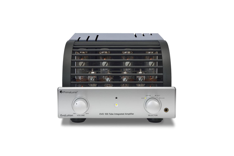 PrimaLuna Evo 100 Tube Integrated Amplifier (EL34)