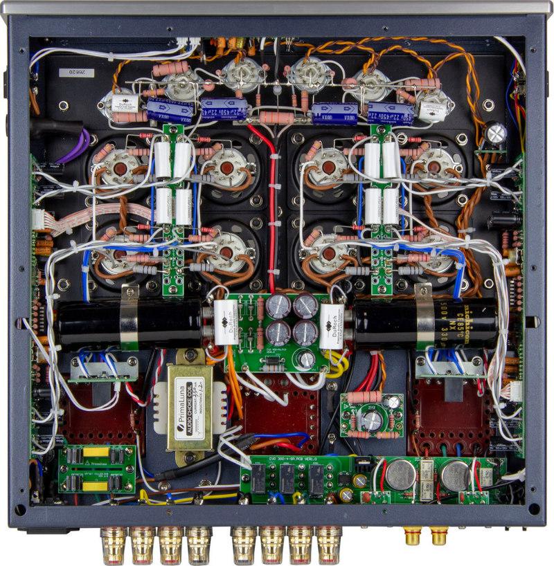 PrimaLuna Evo 400 Tube Power Amplifier (EL34)